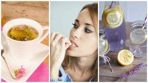 6 rimedi naturali per placare la tensione