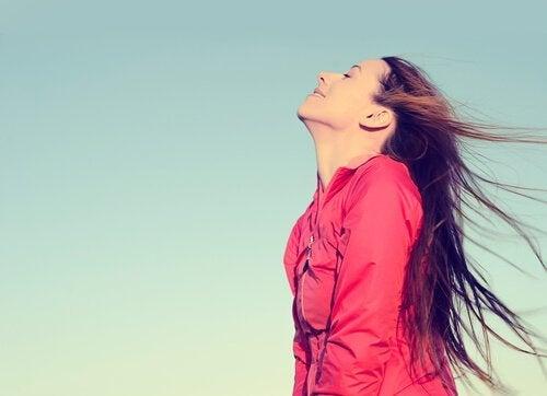 per iniziare bene la giornata, è utile uscire di casa carichi di emozioni positive