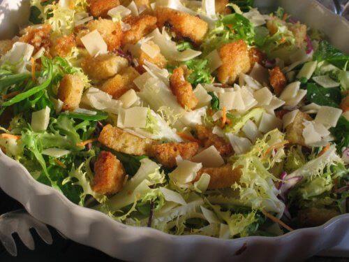 insalata e dieta