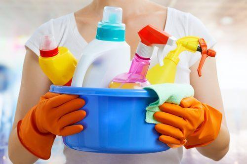 prodotti per pulire