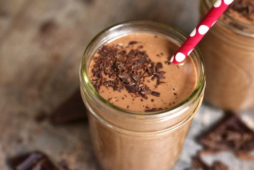 5 motivi per non dare frullati al cioccolato industriali ai bambini