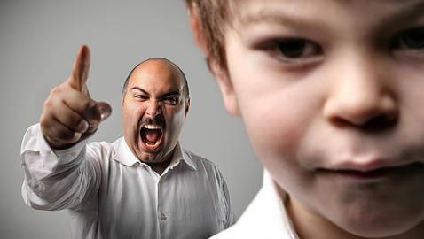 Errori che i genitori commettono quando i figli disubbidiscono