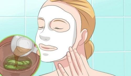 Maschere all'aloe vera a seconda del tipo di pelle