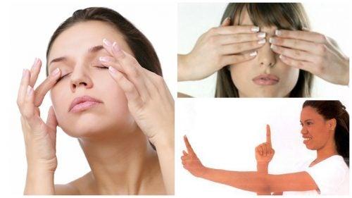 Esercizi per migliorare l'acuità visiva