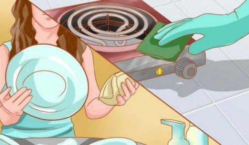 I rischi di pulire troppo la casa