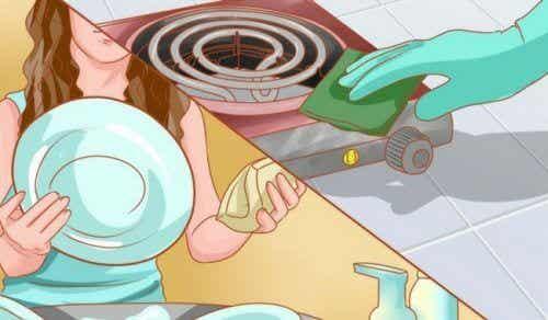 I rischi di pulire la casa in modo eccessivo