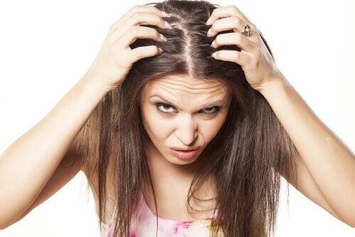 Lo stress e i capelli