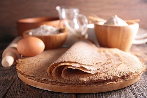 le tortillas di mais sono alimenti ricchi di zucchero