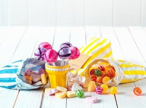 dipendenza dagli zuccheri