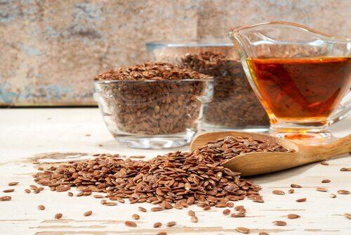 Bevanda ai semi di lino