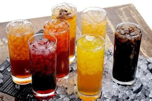 ridurre i carboidrati bevande