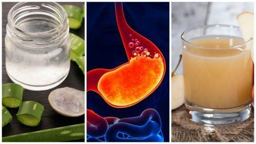 5 rimedi naturali per alleviare l'acidità di stomaco