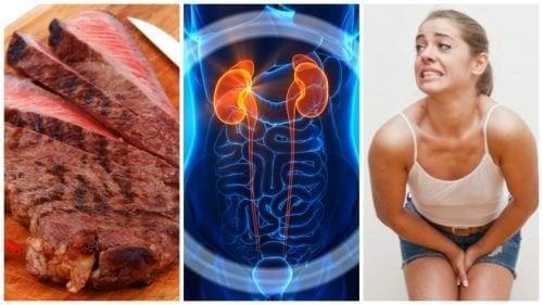 6 abitudini che possono compromettere la salute dei reni