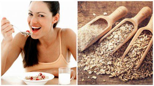 7 alimenti fonte di carboidrati per perdere peso