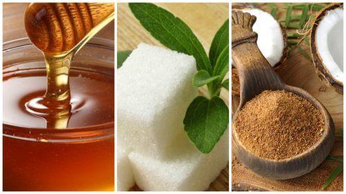 Scoprite 5 alternative allo zucchero
