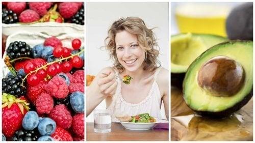 Contrastare l'invecchiamento con 7 alimenti