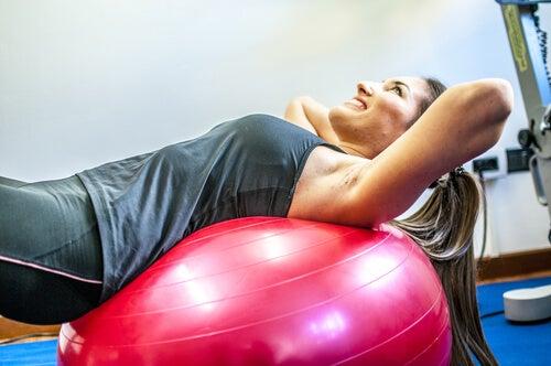 attività fisiva per rilassarsi