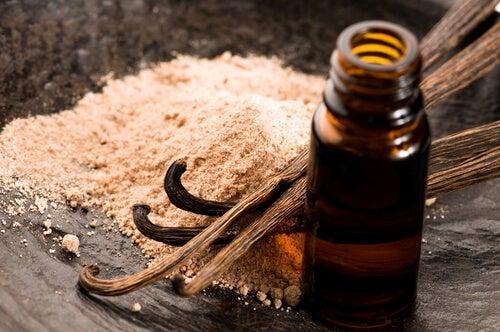 estratto di vaniglia contro gengivite