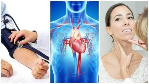 Insufficienza cardiaca congestizia, quali sono le cause?