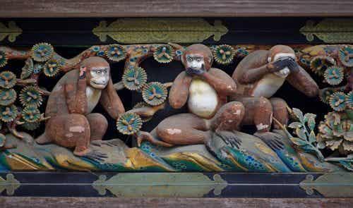 L'insegnamento delle tre scimmie come spunto di riflessione