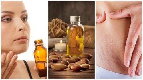 legna Appuntamento preposizione  7 impieghi dell'olio di argan per la pelle — Vivere più sani