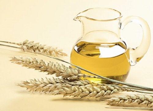 Olio di germe di grano e spiga