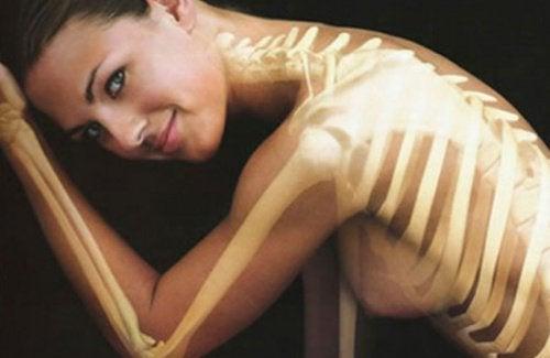 aver cura delle ossa