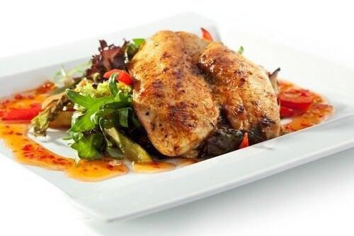 Pollo alimenti da non consumare dopo la data di scadenza
