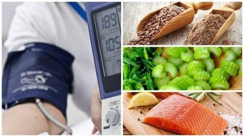 Ridurre la pressione alta con 7 alimenti