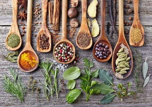 Le spezie sono un ottimo rimedio per combattere le allergie stagionali
