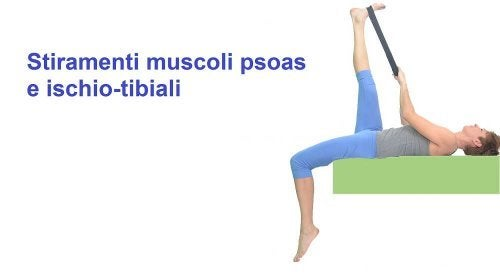 Allungamento muscoli