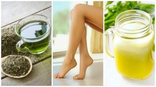 6 rimedi per dare sollievo alle gambe infiammate