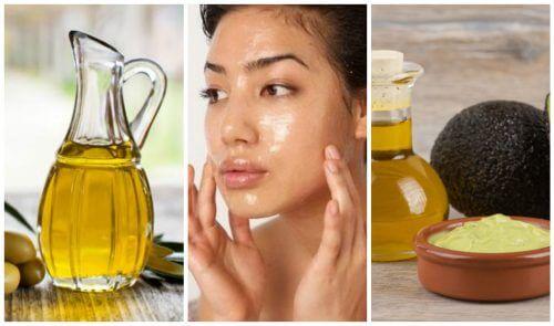 Maschera all'olio d'oliva: 5 ricette per la cura della pelle