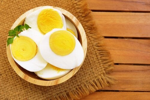 Consumare a cena le uova