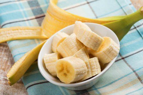 banana fonte di carboidrati