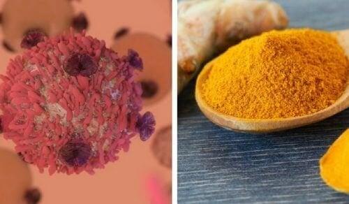 Benefici della curcuma nella lotta contro il cancro
