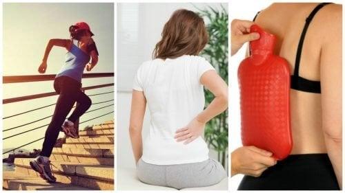 8 consigli per combattere il dolore lombare in maniera naturale