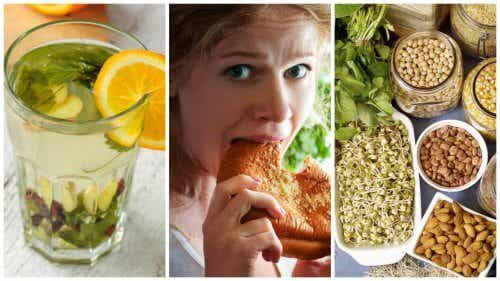 6 trucchi per sentirsi sazi più a lungo in modo sano