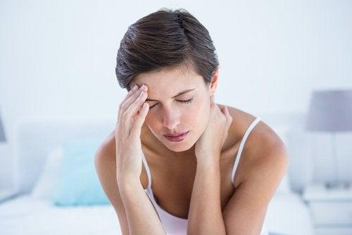 Emicrania per stress visivo