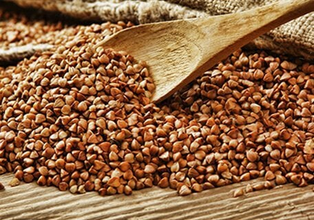 Il grano saraceno aiuta a regolare il metabolismo