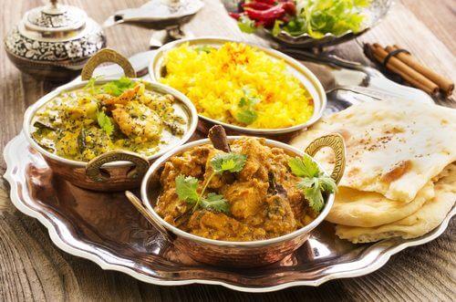 Ricette dieta indiana