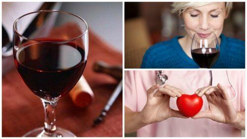 10 motivi per cui il vino rosso fa bene alla salute
