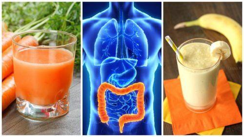Colon: 7 rimedi naturali per pulirlo