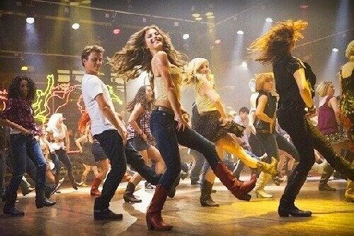 ballare aiuta il corpo a rilasciare endorfine