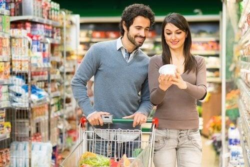 fare la spesa è un modo per bruciare calorie