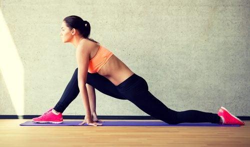 Esercizio per bruciare i grassi e migliorare la postura