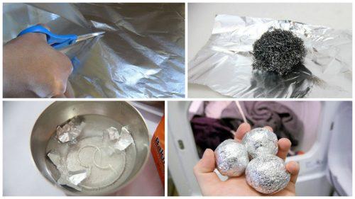 Usi domestici dei fogli di alluminio che forse non conoscete