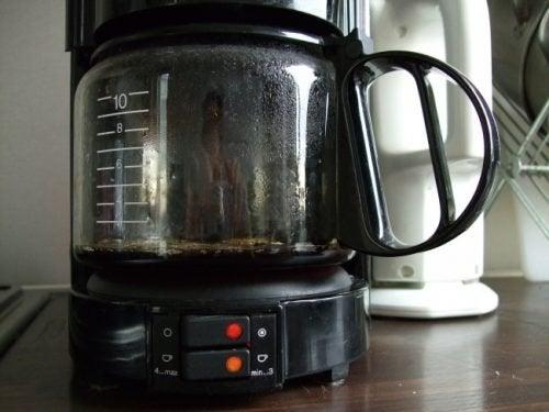 caffettiera va lavata ogni giorno