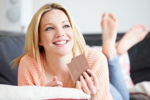 Cioccolato ricco di magnesio