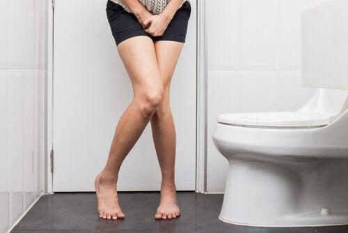 Problemi alla vescica a causa di un fibroma